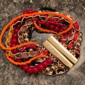 Vera Bradley Magnetic Personality Bracelet